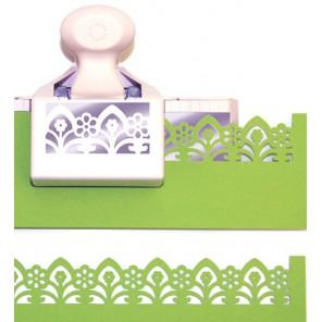 Бордюр Садовые ворота Фигурный дырокол для скрапбукинга, кардмейкинга Martha Stewart Марта Стюарт