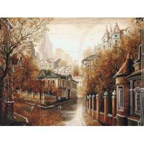 Булгаковская осень Набор для вышивания Золотое Руно