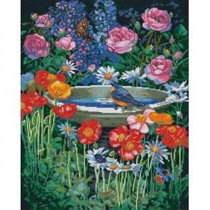 Садовое отражение Алмазная мозаика вышивка Painting Diamond