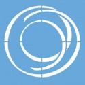 Спираль Трафарет 33х33 см Marabu