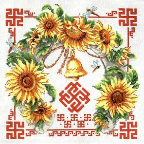 Гармония и взаимопонимание Набор для вышивания Чудесная игла