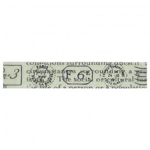 Печати и штампы Декоративный полупрозрачный скотч Stamperia