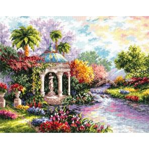 Царство красоты Набор для вышивания Чудесная игла