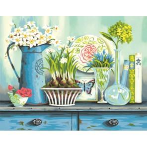 Винтажная коллекция Раскраска (картина) по номерам акриловыми красками Dimensions