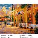 Теплый вечер Раскраска ( картина ) по номерам на холсте Iteso