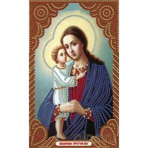 Икона Божией Матери Алмазная мозаика вышивка Painting Diamond