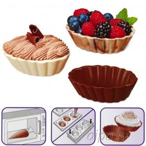Десерт Раковины Форма для изготовления конфет Wilton ( Вилтон )