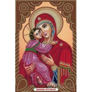 Владимирская Богородица Алмазная мозаика вышивка Painting Diamond