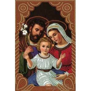 Святое семейство Алмазная мозаика вышивка Painting Diamond