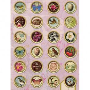 Символы природы Стикеры для скрапбукинга, кардмейкинга K&Company