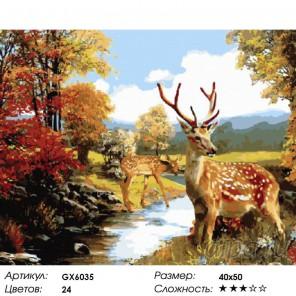 В ожидании хищника Раскраска картина по номерам акриловыми красками на холсте
