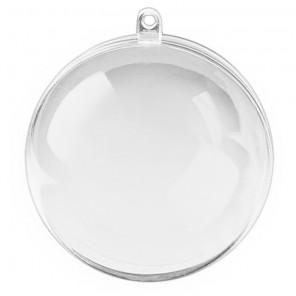 Медальон 9см Фигурка разъемная из пластика для декорирования