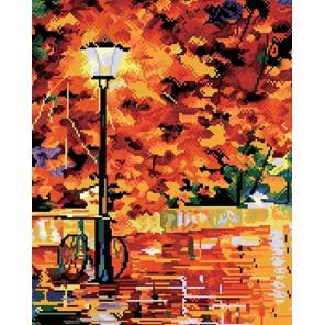 Осень в ночи Алмазная вышивка (мозаика) Molly