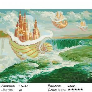Количество цветов и сложность Свежий ветер Раскраска картина по номерам на холсте Белоснежка