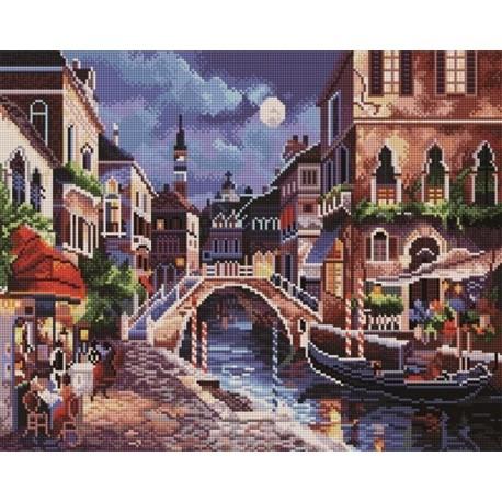 венеция алмазная мозаика