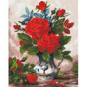 Прекрасные розы Алмазная мозаика вышивка Painting Diamond
