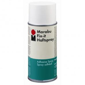 Клей-спрей для временной фиксации 150 мл Fix it Marabu