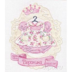 Маленькая принцесса Набор для вышивания Овен