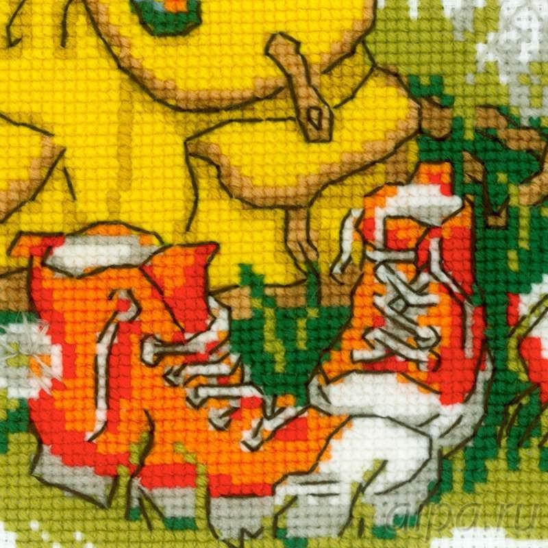 Наборы вышивки крестом новинки риолис каталог 44