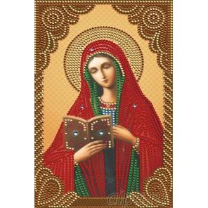Икона Богородицы Калужская Алмазная мозаика вышивка Painting Diamond