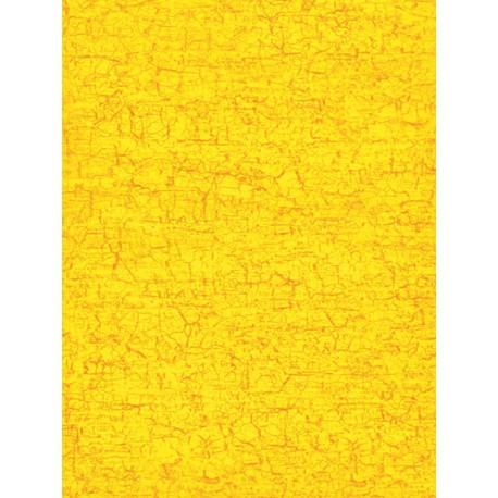 Мятая желтая Бумага для декопатча Decopatch