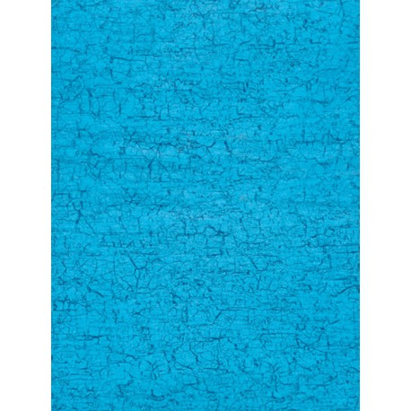 Мятая голубой Бумага для декопатча Decopatch