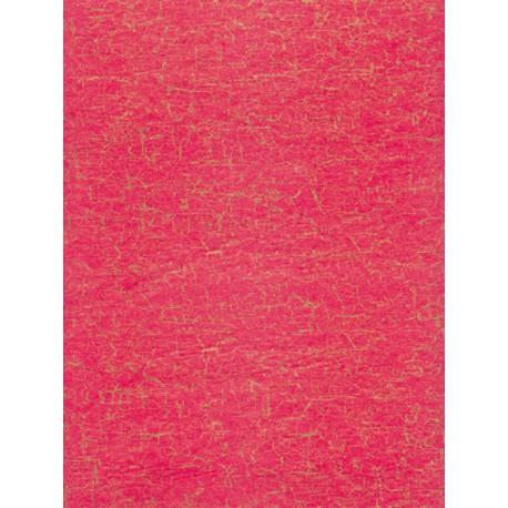 Мятая красная Бумага для декопатча Decopatch