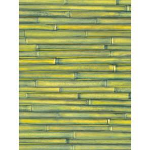 Бамбук зеленый Бумага для декопатча Decopatch