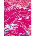 Абстракция на розовом Бумага для декопатча Decopatch