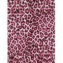 Гепард розовый Бумага для декопатча Decopatch