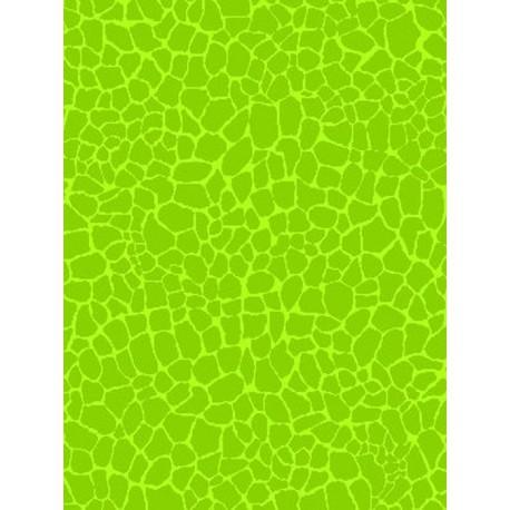 Кракелюр салатовый Бумага для декопатча Decopatch
