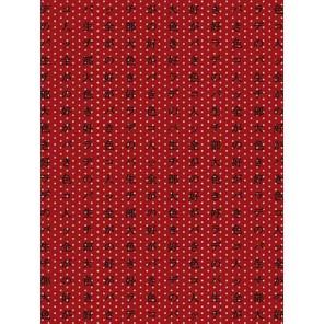 Иероглифы на красном Бумага для декопатча Decopatch