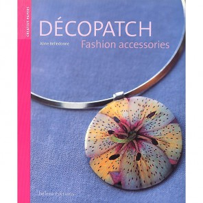 Аксессуары Decopatch Fashion accessories Книга идей