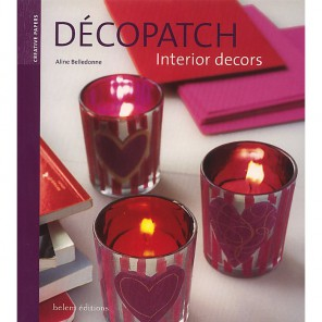 Декор Decopatch  Interior decors Книга идей