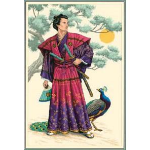 Могущественный самурай Набор для вышивания Dimensions ( Дименшенс )