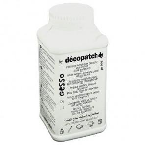 Грунт белый Decopatch-Gesso 300 г