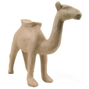 Верблюд малая Фигурка из папье-маше объемная Decopatch