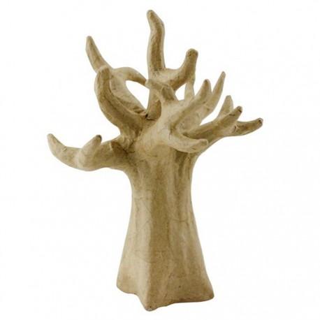 Дерево 5,5х20,5х14 Фигурка из папье-маше объемная