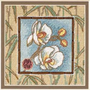 Орхидеи Азии 07230 Набор для вышивания Dimensions ( Дименшенс )
