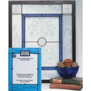 Основы для витража стироловые Gallery Glass Plaid