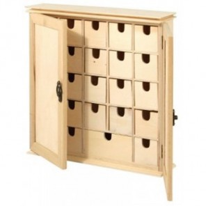 Шкаф Фигурка из дерева для декорирования Rayher