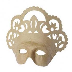 Королева Маска для декорирования из папье-маше объемная Decopatch