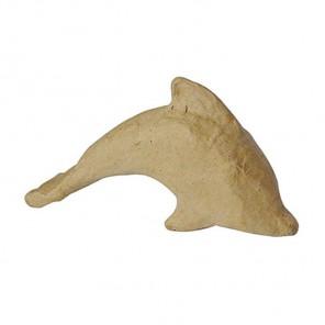 Дельфин мини Фигурка из папье-маше объемная Decopatch