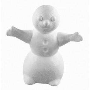 Снеговик 24 см Фигурка из пенопласта Rayher