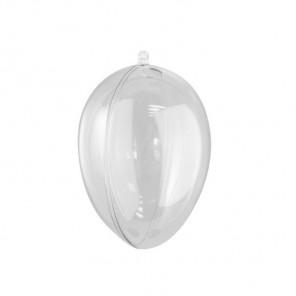 Яйцо 8 см Фигурка из пластика для декорирования Rayher