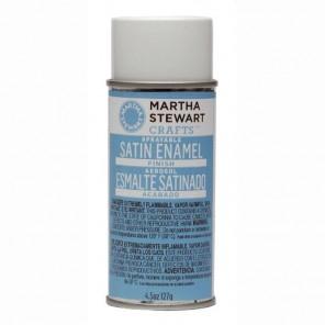 Сатин Лак акриловый аэрозольный ( спрей ) Марта Стюарт Martha Stewart