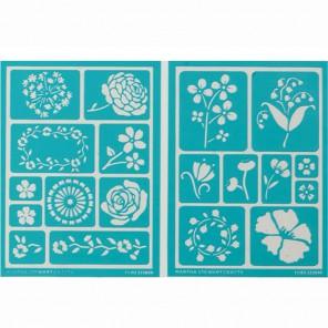 Цветы Трафарет 32269 Марта Стюарт Martha Stewart