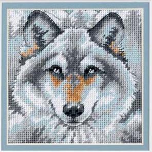 Вой волка 07211 Набор для вышивания Dimensions ( Дименшенс )