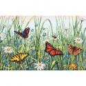 Поле бабочек Набор для вышивания Dimensions ( Дименшенс )