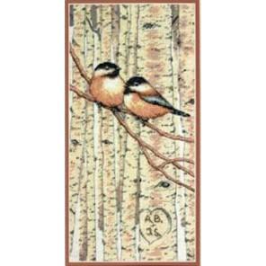 Влюбленные пташки 70-35277 Набор для вышивания Dimensions ( Дименшенс )